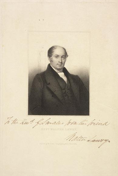 Walter Lawry