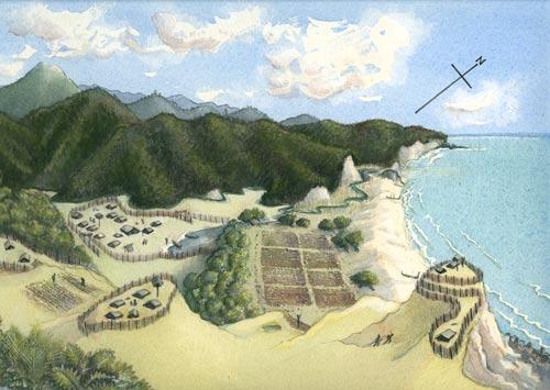Māori settlement