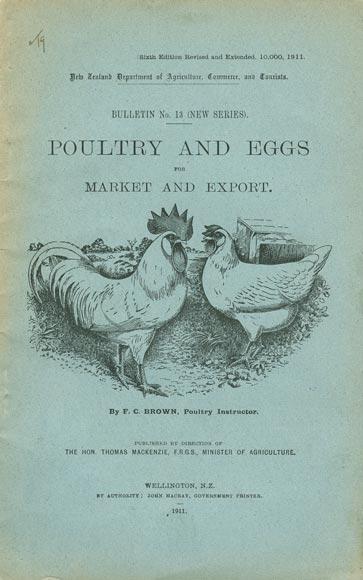 Poultry marketing bulletin