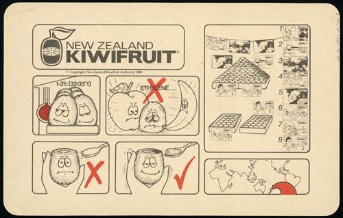 Kiwifruit brochure