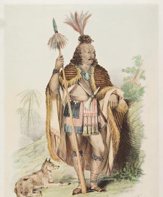 Pākehā–Māori Barnet Burns