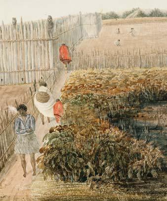 Māra rīwai, 1840