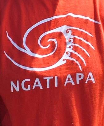 Ngāti Apa logo