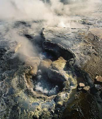 Roto-o-tamaheke hot spring