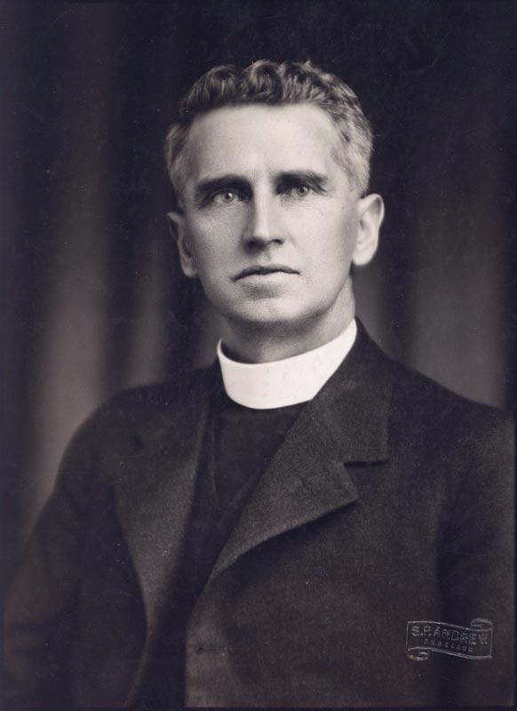 Reverend A.J. Seamer