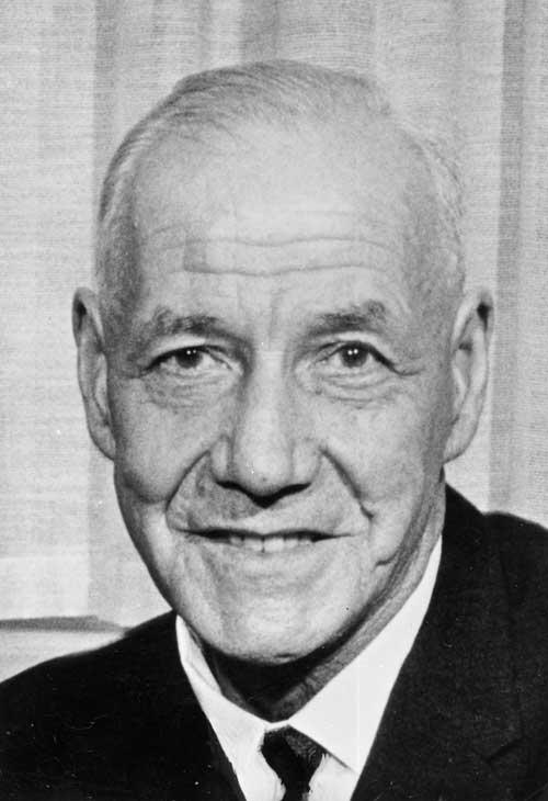 Sir John Andrew, June 1966
