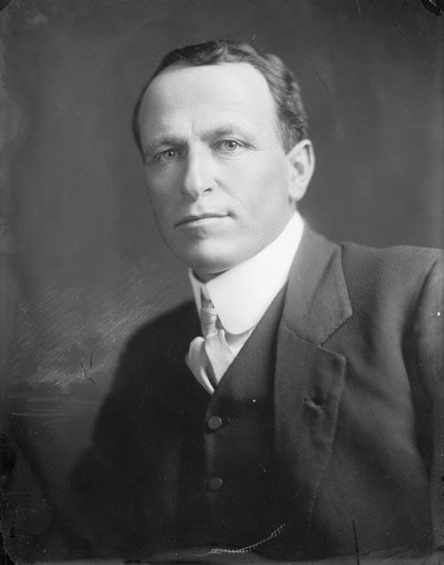 Harry Atmore, 1911