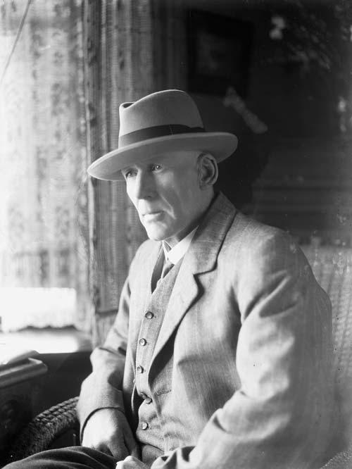 James Cowan, 1929