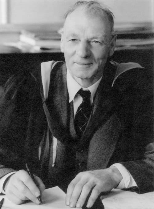 Andrew McRae Davidson, Dunedin, early 1950s