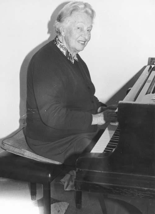 Dorothy Ida Davies, 1970s