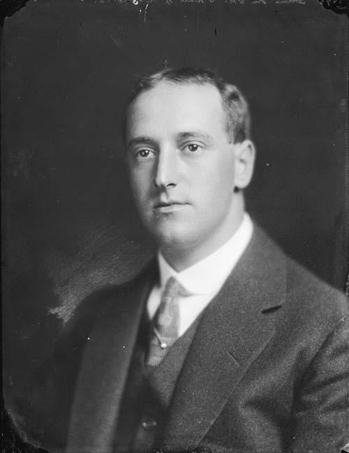 Ernest Hyam Davis, 1912