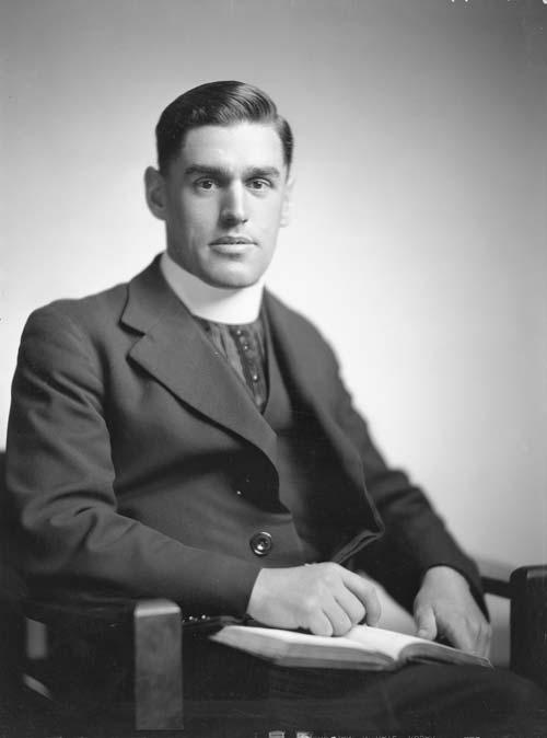 Francis Vernon Douglas, 1936