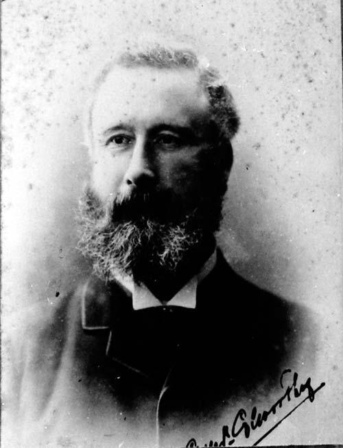 Edward Elworthy, 1874