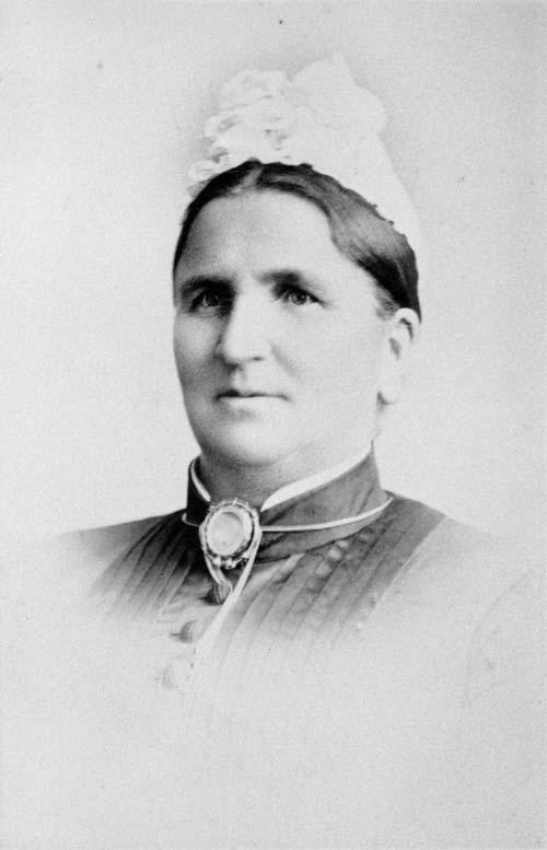 Margaret Gardner, 1880s