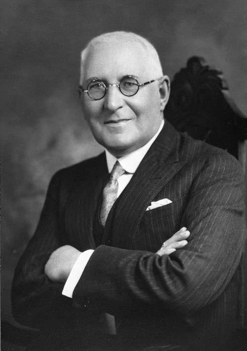 Frederick Hamilton, 1940