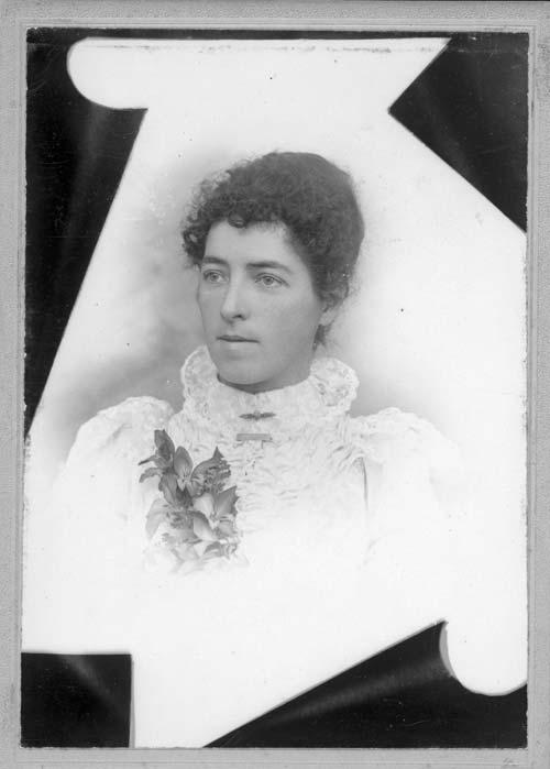Susanna Hanan, about the time of her marriage to politician Josiah Hanan