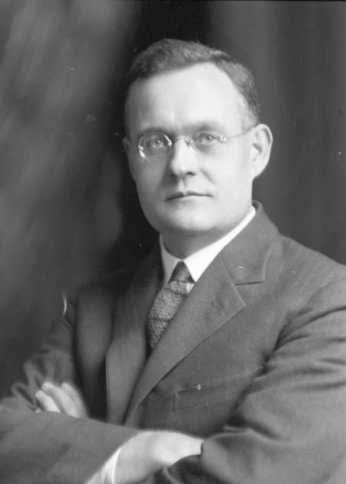 Arnold Maria Hansson, 1928