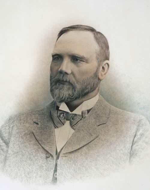 Richard Hellaby, 1890s
