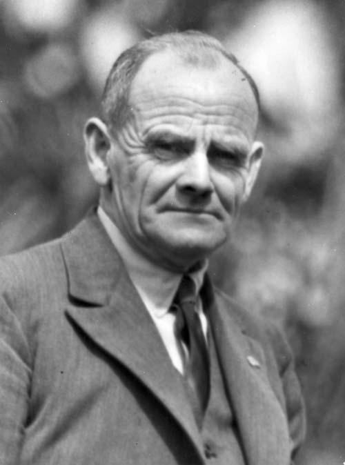 Joseph Hodgens, September 1938