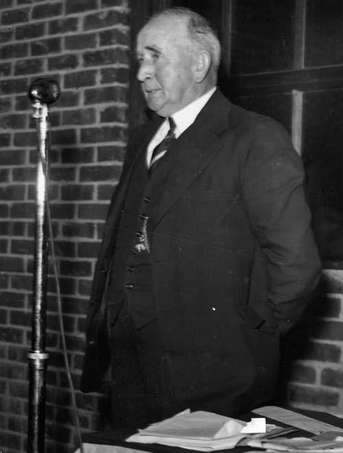 Hiram Hunter, 1940s