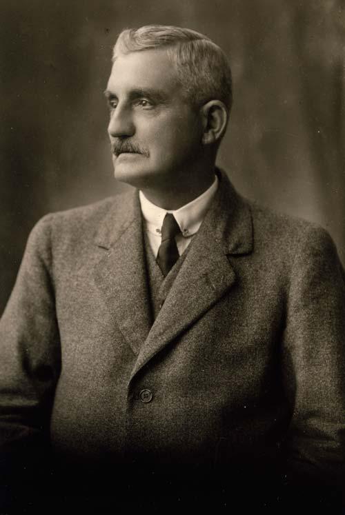 Samuel Jickell, about 1925