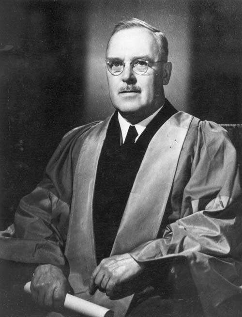 Ernest Marsden, about 1954