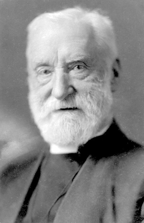 Samuel Tarratt Nevill