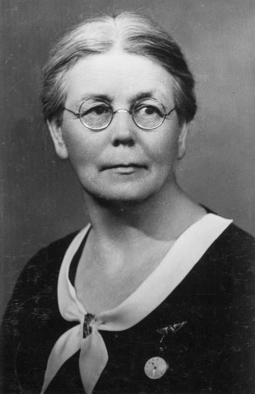 Hilda Margaret Northcroft, 1938