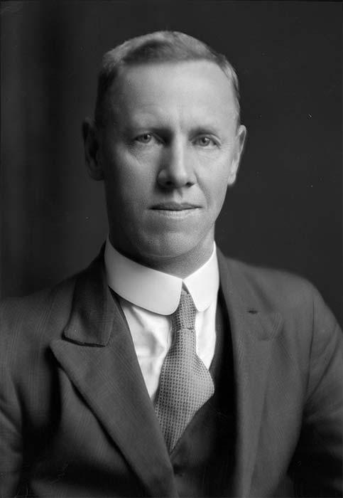 Walter Reginald Brook Oliver, 1934