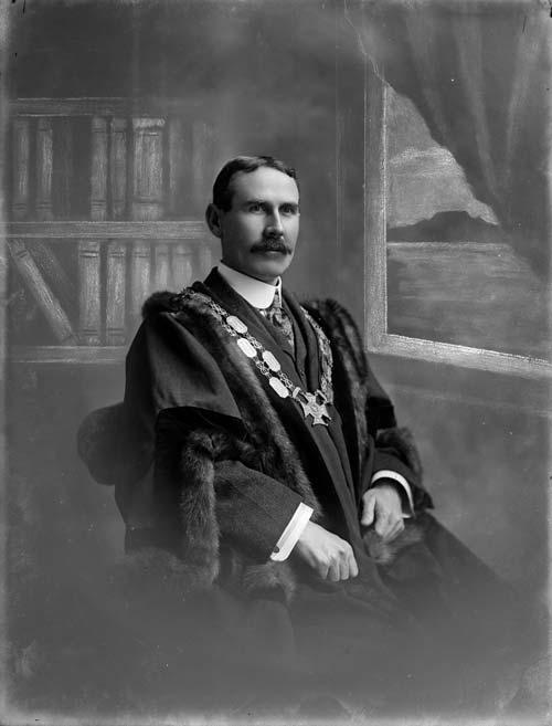 Christopher James Parr