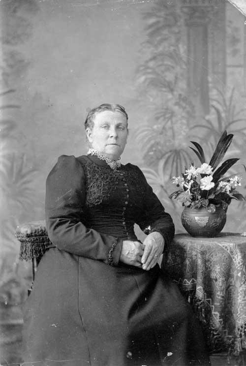 Jane Preshaw, about 1900