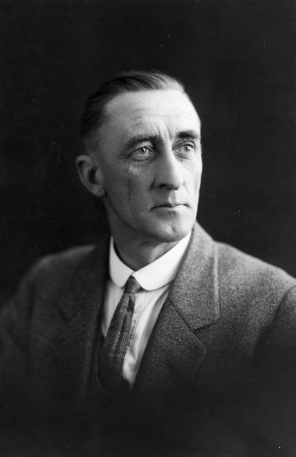 Theodore Rigg, 18 October 1933