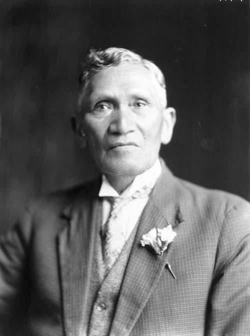 Wiremu Rikihana, 5 December 1927