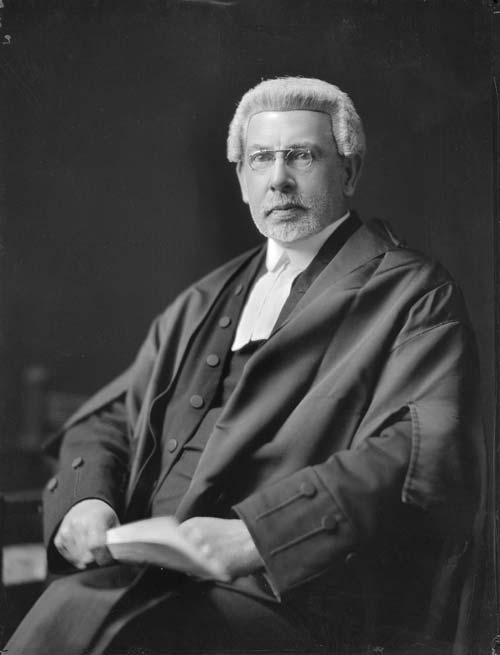 John William Salmond, 1924