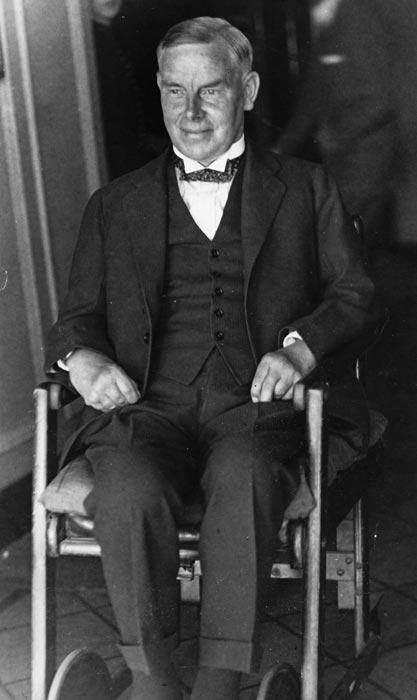 William Downie Stewart, November 1932