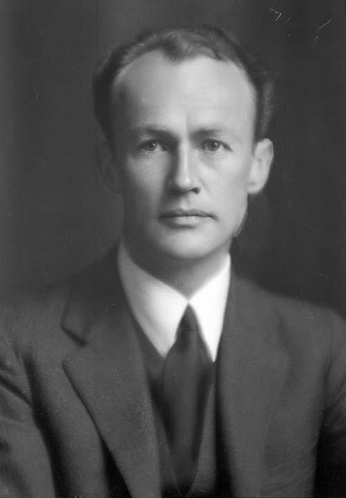 Ivan Lorin George Sutherland, 1932