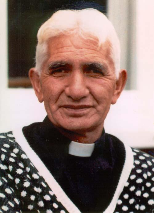 Wiremu Hākopa Toa Te Āwhitu in later years