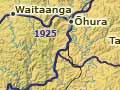 Rail and roads in inland Taranaki, 1890s–1930s