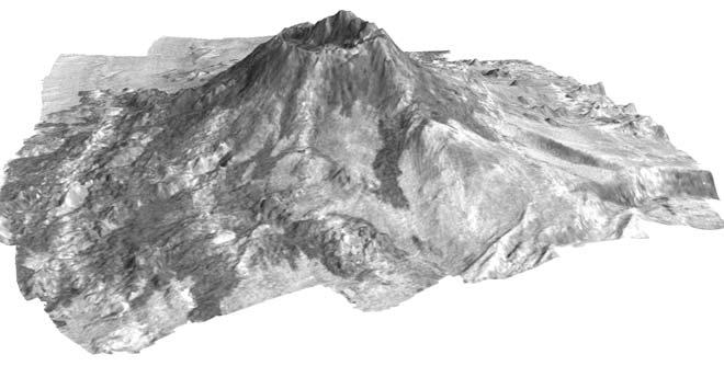 Haungaroa undersea volcano