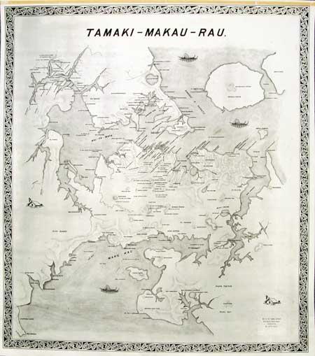 Māori place names