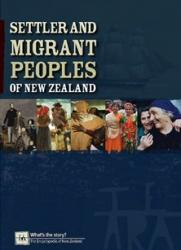 Settler and migrant peoples of New Zealand (2006)