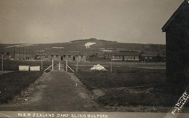 Sling Camp kiwi