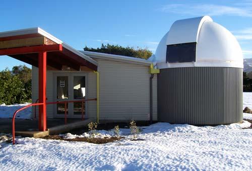 Oxford Area School Observatory