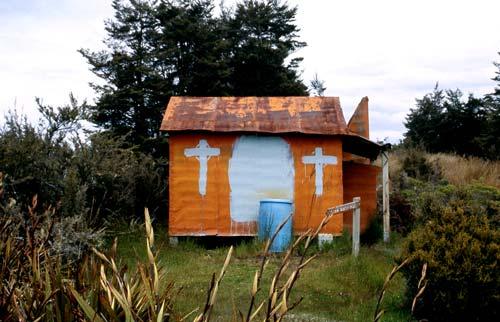 Poor Pete's Hut, Thousand Acres Plateau