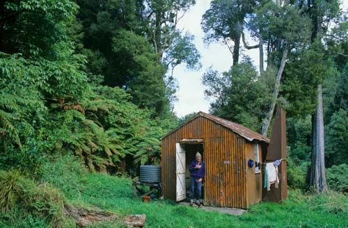 Makakoere Hut, Te Urewera