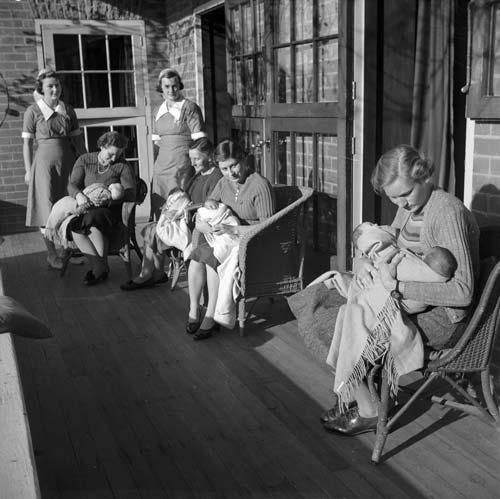 Karitāne Hospital, 1943