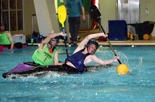 Canoe sports