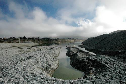 Ditches, Wairewa