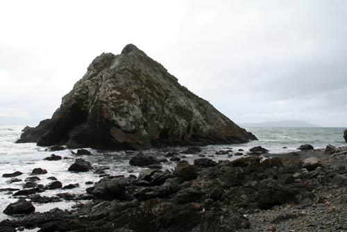 Wairaka rock