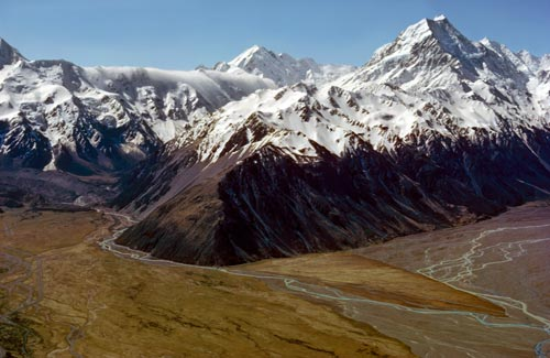 Aoraki/Mt Cook National Park